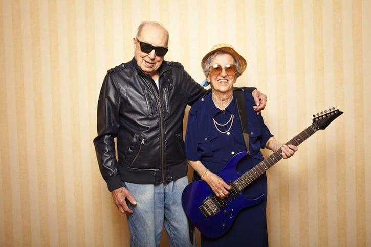 senior rockers