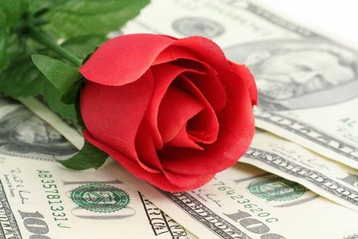 rose money