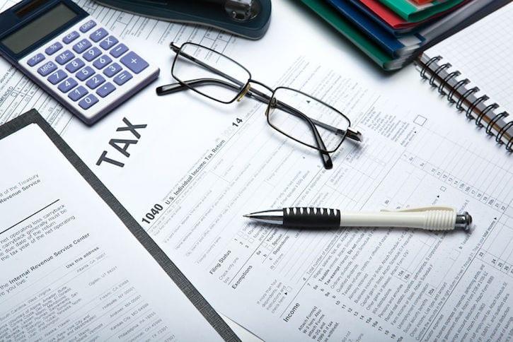 taxes chiropractic practice sale
